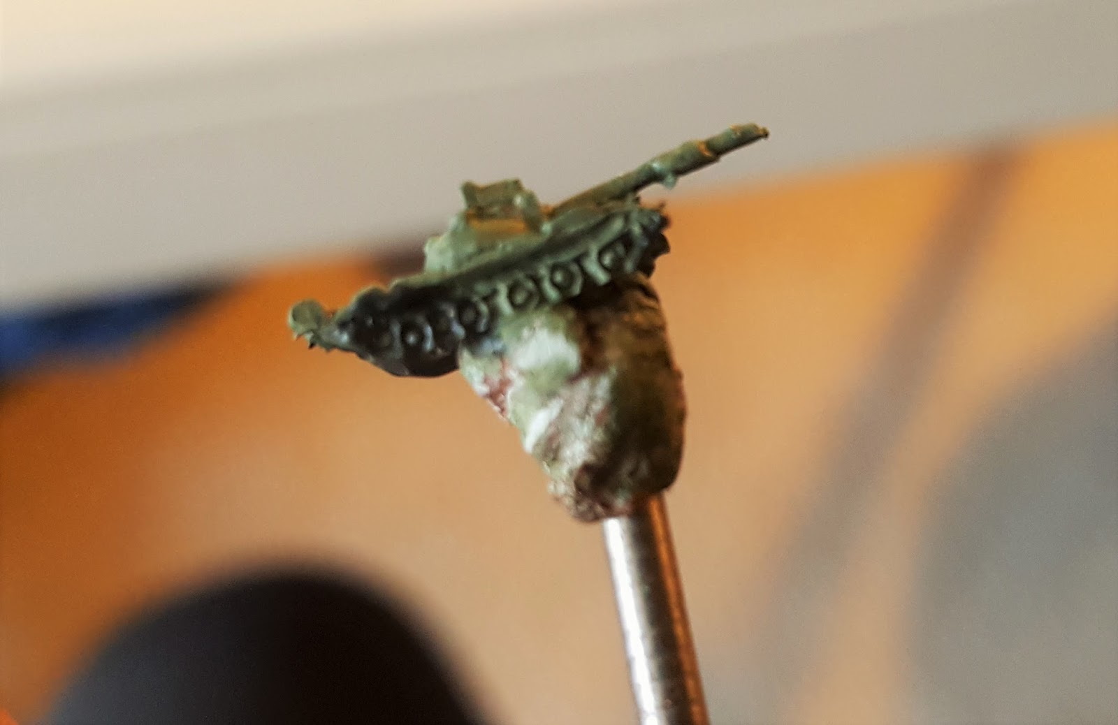 How To Paint 3mm War Minis Part 3